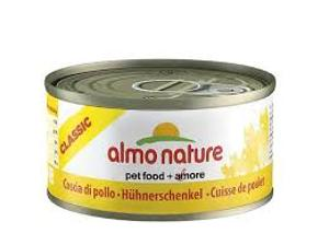 ALMO NATURE CAT COSCIA POL 70G