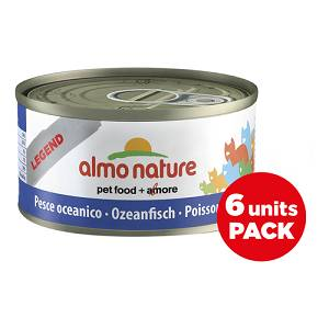 ALMO NATURE CAT PESCE OCEANO70