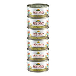 ALMO NATURE CAT TONNO BIANCH70