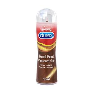 DUREX NEW GEL REAL FEEL 50ML