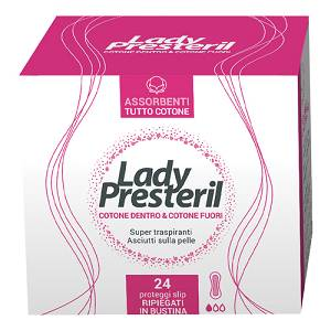 LADY PRESTERIL POCKET PROT SLI