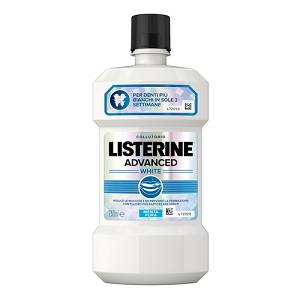 LISTERINE ADVANCE WHITE 250ML