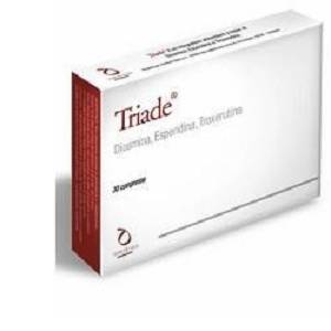 TRIADE Integratore 27 g 30 Compresse