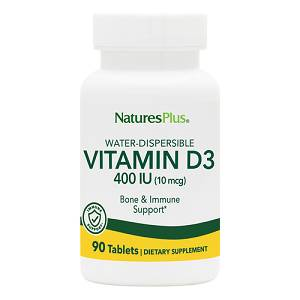 VITAMINA D 400 Idrosolubile 90 tavolette